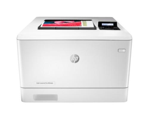 HP Color LaserJet Pro M454dn (W1Y44A) A4,600x600dpi,27(27)стр/мин, ImageREt3600,128Mb, Duplex, 2 trays 50+250,USB/ GigEth, ePrint, AirPrint, PS3