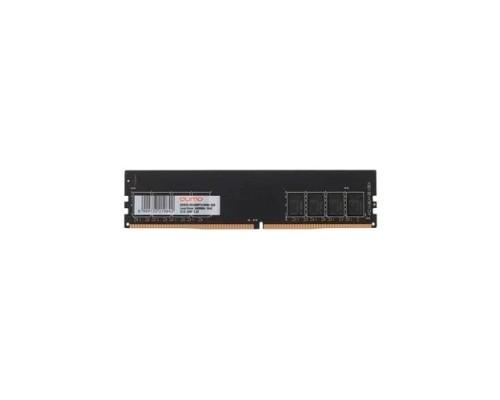 QUMO DDR4 DIMM 16GB QUM4U-16G2666P19 PC4-21300, 2666MHz