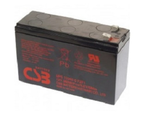 CSB Батарея UPS123606 (12V 6Ah)