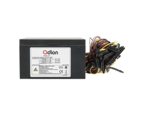 FSP 500W ATX Q-Dion QD-500-PNR 80+ 500W, 120mm, 5xSATA, 1xPCI-E, APFC, 80+