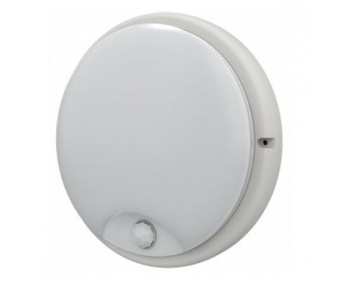 Iek LDPO0-4100D-12-4000-K01 Светильник LED ДПО 4100Д 12Вт IP54 4000K круг бел. ИК ДД