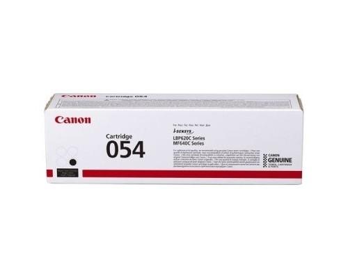 Canon Cartridge 054 HBK 3028C002 Тонер-картридж для Canon MF645Cx/MF643Cdw/MF641Cw, LBP621/623 (3100 стр.) чёрный (GR)