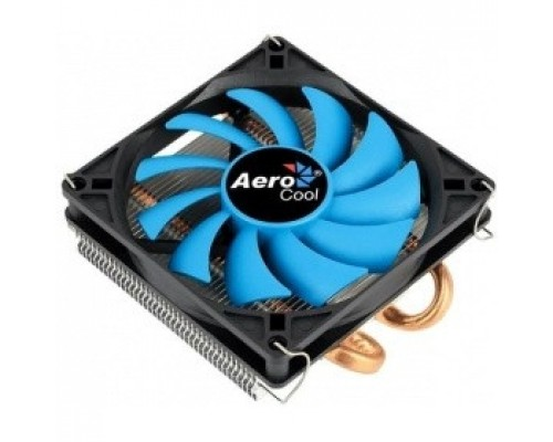Cooler Aerocool Verkho 2 Slim 105W/ Intel 115*/AMD/ PWM/ Screws