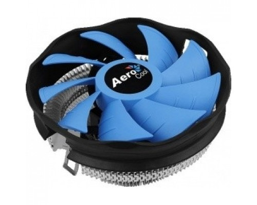 Cooler Aerocool Verkho Plus 110W/ Intel 115*/AMD/ PWM/ Clip