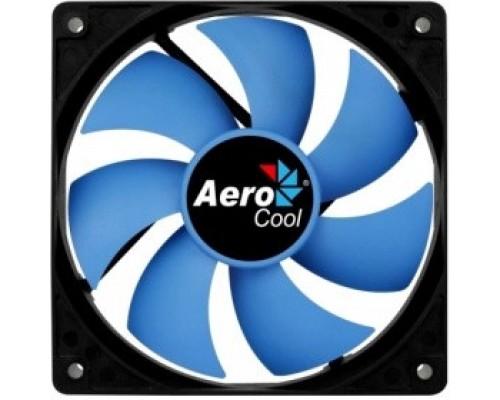 Fan Aerocool Force 12 PWM / 120mm/ 4pin/ Blue blade