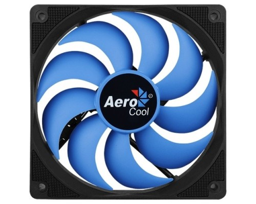 Fan Aerocool Motion 12 Plus / 120mm/ 3pin+Molex/ Black