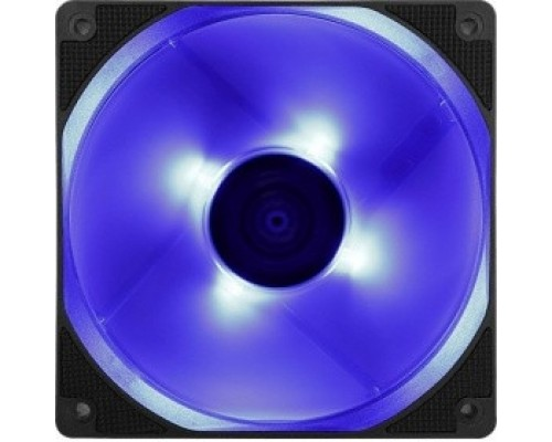 Fan Aerocool Motion 12 Plus Blue LED / 120mm/ 3pin+Molex/
