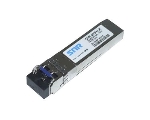 SNR-SFP+LR-20 SNR Модуль SFP+ оптический, дальность до 20км (11dB), 1310нм