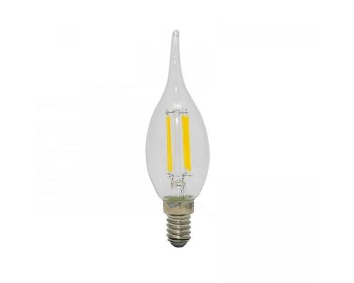 СТАРТ (4640033428899) Филаментная лампа LED F-FlameE14 9W40