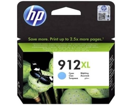 HP 3YL81AE Картридж № 912 струйный голубой (825 стр) HP OfficeJet 801x/802x