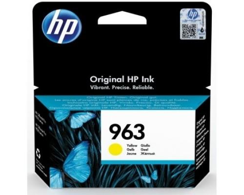 HP 3JA25AE Картридж струйный 963 желтый (700стр.) HP OfficeJet Pro 901x/902x/HP