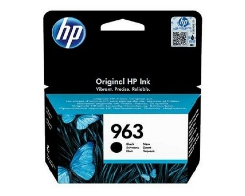 HP 3JA26AE Картридж струйный 963 черный (1000 стр.) HP OfficeJet Pro 901x/902x/HP