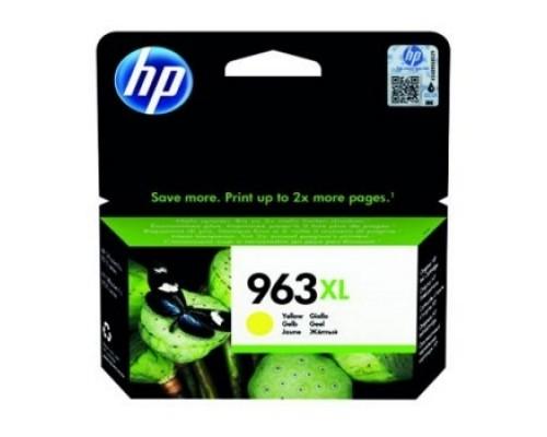 HP 3JA29AE Картридж струйный 963 желтый (1600 стр.) HP OfficeJet Pro 901x/902x/HP