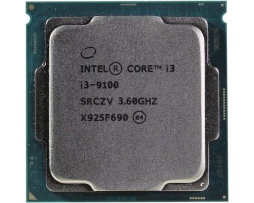 CPU Intel Core i3-9100 Coffee Lake OEM 3.60Ггц, 6МБ, Socket 1151v2