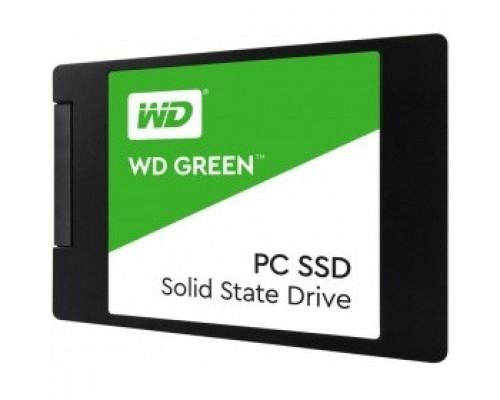 WD SSD 480Gb WDS480G2G0A SATA 3.0