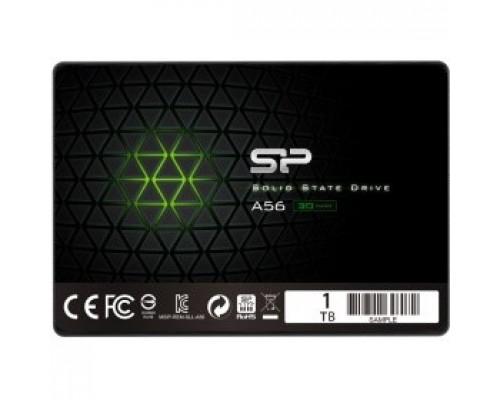Silicon Power SSD 1Tb A56 SP001TBSS3A56A25 SATA3.0, 7mm