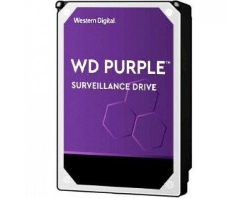 8TB WD Purple (WD82PURZ) Serial ATA III, 7200- rpm, 256Mb, 3.5