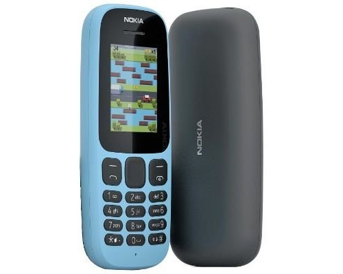 NOKIA 105 DS BLUE (2019) 16KIGL01A01