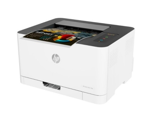 HP Color Laser 150a (4ZB94A) A4, 600x600 dpi, 18 стр/мин, 64 МБ, USB