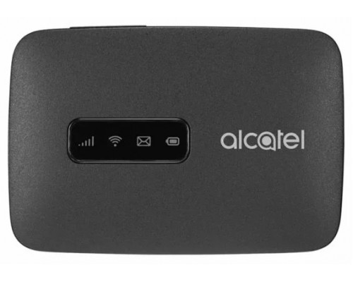 Alcatel MW40V-2AALRU1 Модем 2G/3G/4G Alcatel Link Zone USB Wi-Fi Firewall +Router внешний черный