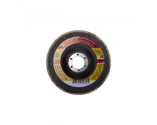 Круг лепестковый торцевой, 125 х 22 мм тип КЛТ 1, БАЗ Р80 36563-125-80
