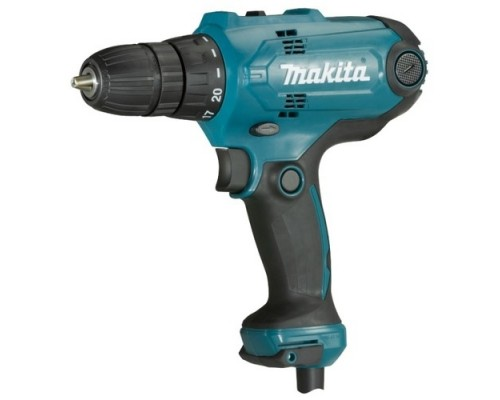 Makita DF0300 Дрель DF0300 320Вт,БЗП-10мм,0-450-1500обм,1.2кг,кор