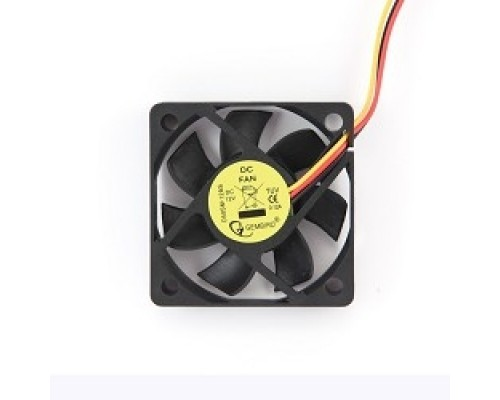 Вентилятор Gembird 50x50x10 подшипник 12V 0,13A 4500 об/мин D50SM-12AS