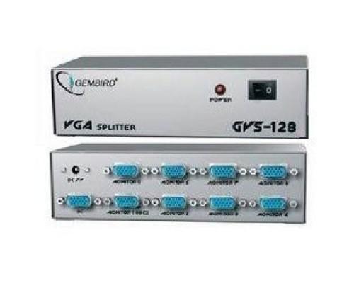 Gembird GVS128 сигнала VGA на 8 мониторов (Gembird/Cablexpert)
