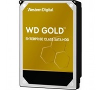 8TB WD Gold (WD8004FRYZ) SATA III 6 Gb/s, 7200 rpm, 256Mb buffer