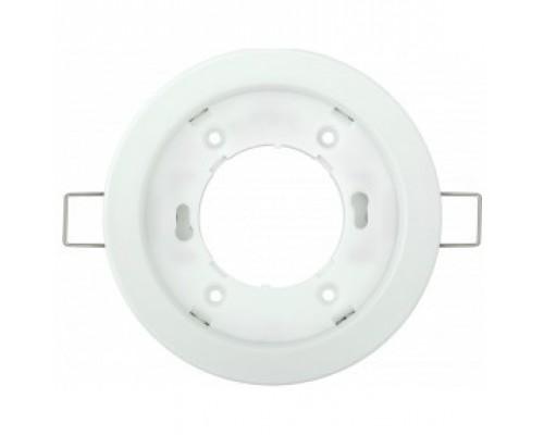 Iek LUVB0-GX53-1-K01 Светильник встраиваемый под лампу GX53 белый