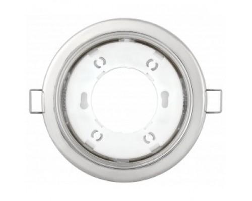 Iek LUVB0-GX53-1-K23 Светильник встраиваемый под лампу GX53 хром
