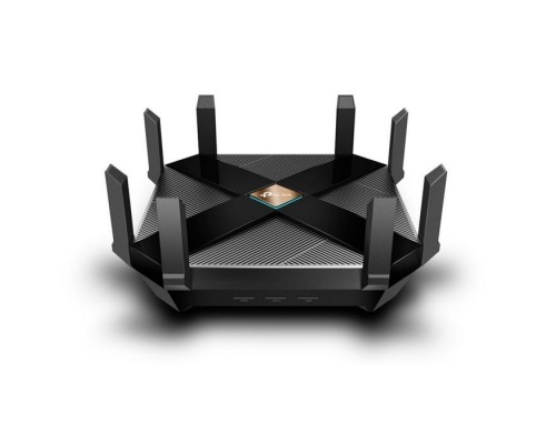 TP-Link Archer AX6000 Трехдиапазонный Wi-Fi роутер, до 1148Мбит/с на 2 ГГц и до 4804Мбит/с на 5ГГц-1 и 4804Мбит/с на 5ГГц-2