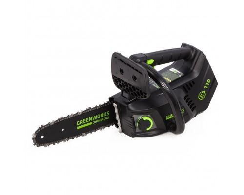 Greenworks Цепная пила аккумуляторная GD40TCS, 40V, 25 см, без АКБ и ЗУ 2003807