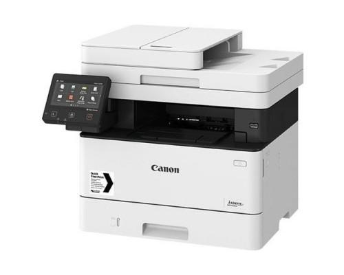 Canon i-SENSYS MF443dw (3514C008) ч-б лазерный, А4, 38стр./мин., 250 л., 1200 x 1200,1024Мб, Wi-Fi, DADF, дупл.