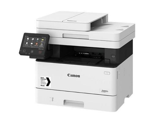 Canon i-SENSYS MF445dw (3514C026) ч-б лазерный, А4, 38стр./мин., 250 л., 1200 x 1200,1024Мб, Wi-Fi, DADF, дупл.