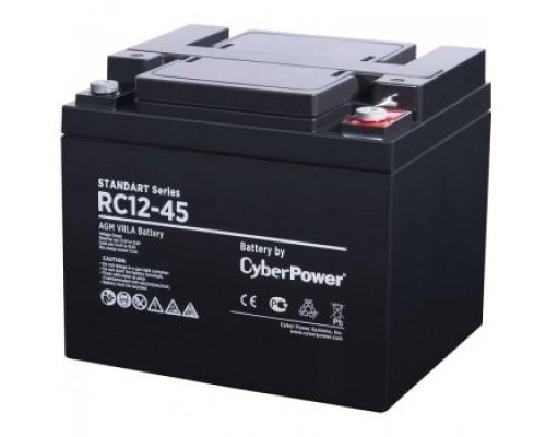 CyberPower Аккумулятор RC 12-45 12V/50Ah