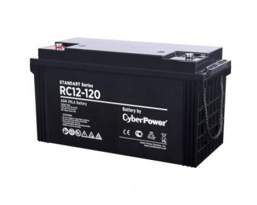CyberPower Аккумулятор RC 12-120 12V/120Ah