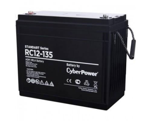 CyberPower Аккумулятор RC 12-135 12V/135Ah
