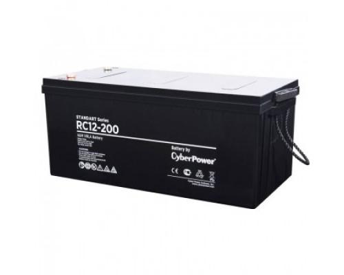 CyberPower Аккумулятор RC 12-200 12V/200Ah