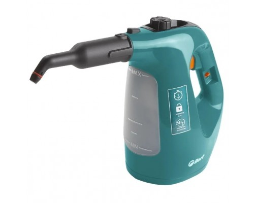 Bort Пароочиститель BDR-1500-RR Мощность 1500 Вт;Температура пара 133 °С; Емкость бачка 350 мл;Размер 300x125x245 мм; 2,02 (2,02) кг; 34 x 14 x 28; гарантия 2 г 93410747
