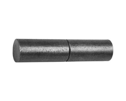 СИБИН Петля СИБИН для металлических дверей, галтованная, цилиндрической формы, с впрессованным шариком, 16х90мм 37617-90-16