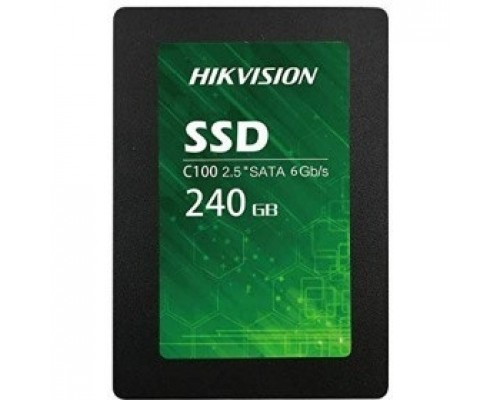 Hikvision SSD 240GB HS-SSD-C100/240G SATA3.0