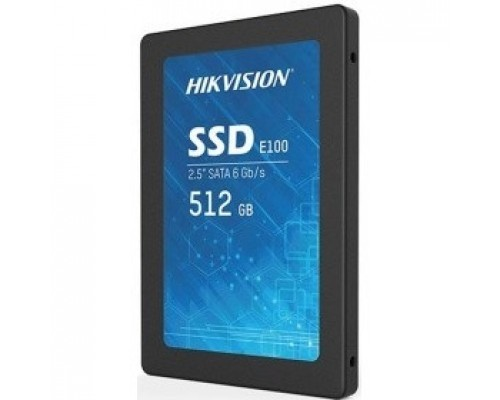 Hikvision SSD 512GB HS-SSD-E100/512G SATA3.0