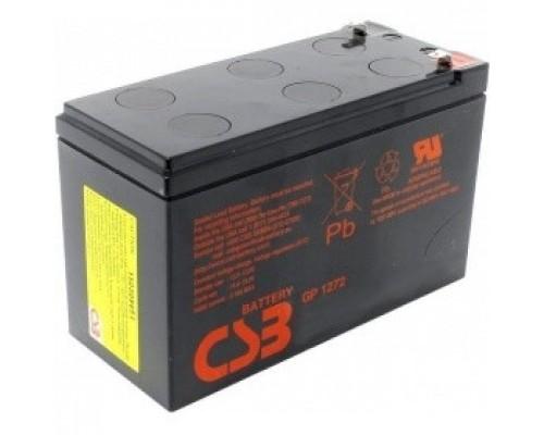CSB Батарея GP1272 (12V 7Ah F1 (28))