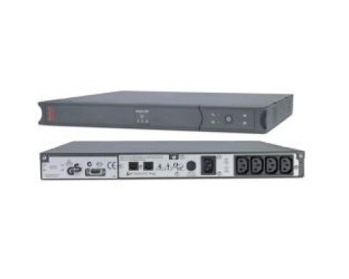ИБП APC Smart-UPS SC 450AV SC450RMI1U Line-Interactive, Rack/Tower, IEC