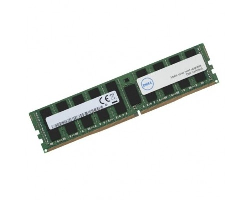 Память DDR4 Dell 370-AEQH 32Gb DIMM ECC Reg PC4-23400 CL21 2933MHz