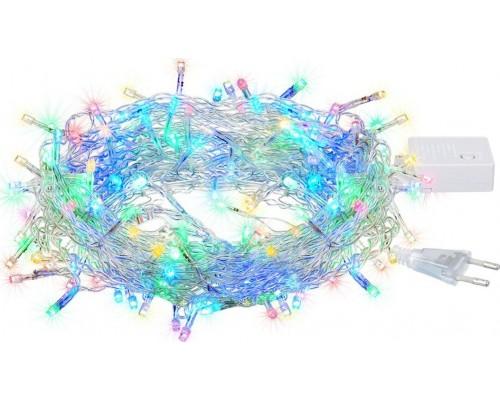 NEON-NIGHT (235-069 ) Гирлянда Светодиодный Дождь 2*3 м, свечение с динамикой, прозрачный провод, 230 В, диоды Мультиколор
