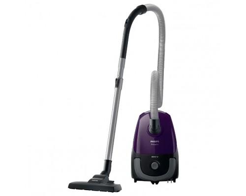 PHILIPS FC8295/01 PowerGo , 2000Вт, фиолетовый/черный