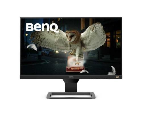 LCD BenQ 24 EW2480 Черный/серый IPS LED 1920x1080 16:9 250cd 1000:1 178/178 5ms 3xHDMI1.4 2.5Wx2