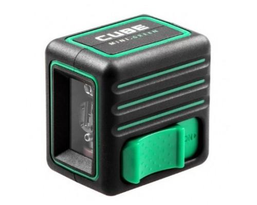 ADA Cube MINI Green Basic Edition Построитель лазерных плоскостей А00496 лазерный уровень